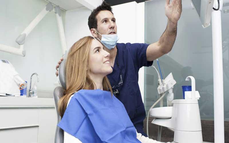انواع پرکردن دندان