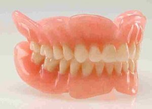 جنس پروتز های دندانی