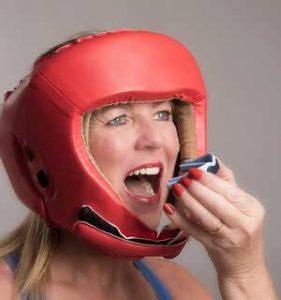 آسیب های دندانی در ورزش